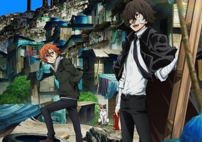 Bungo Stray Dogs S03 Anime Visual