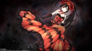 Kurumi Tokisaki from game PS4 Date A Live: Rio Reincarnation