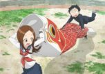 Screenshot from anime Karakai Jouzu no Takagi-san 2