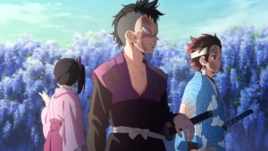 Demon Slayer: Kimetsu no Yaiba Episode 5 Official Anime Screenshot