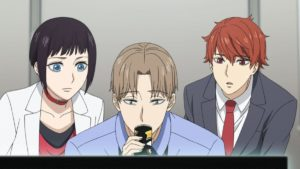 Midnight Occult Civil Servants Episode 5 Official Anime Screenshot