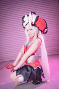 Kireix2k as Marie Antoinette from Fate/Grand Order | Cosplay Gallery from TonaCos
