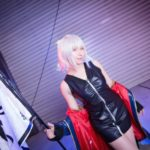 Rk as Jeanne Dark (Alter) Dragon Witch Shinjuku 1999 version from Fate/Grand Order | Cosplay Gallery from TonaCos