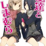 Adachi and Shimamura Light Novel Visual