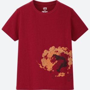 One Piece x UNIQLO Anime Collaboration Tshirts