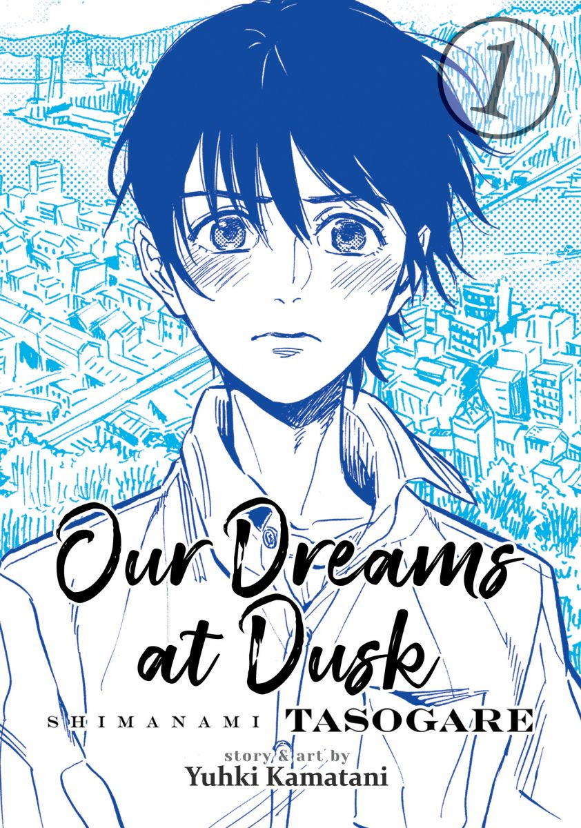 Our Dreams at Dusk: Shimanami Tasogare Manga Vol.1 Jacket
