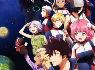Astra Lost in Space Releases New Visual, Character Designs and Cast