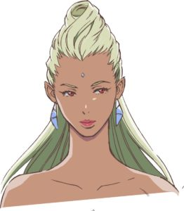 Crystal from anime Carole & Tuesday