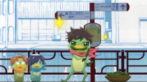 Sarazanmai Episode 6 Official Anime Screenshot