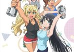 anime Dumbbell Nan Kilo Moteru? (How Many Kilos are the Dumbbells You Lift?) Official Anime Visual