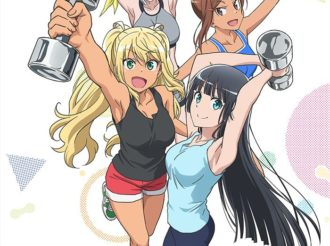 Dumbbell Nan Kilo Moteru? Releases Key Visual and Reveals Additional Character