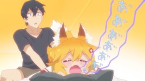 The Helpful Fox Senko-san Episode 7 Official Anime Screenshot