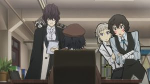 Bungo Stray Dogs Episode 32 Official Anime Screenshot