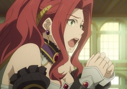 The Rising of the Shield Hero Episode 21 Official Anime Screenshot
