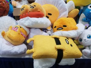Merchandise Booth, Figures | Photo from Otakon | Washington DC Anime Convention