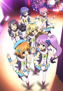 2nd Key Visual of Anime Re:Stage! Dream Days | KiRaRe