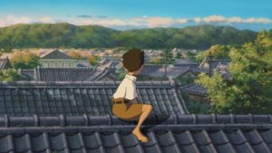 Okko's Inn Official Anime Movie Screenshot
