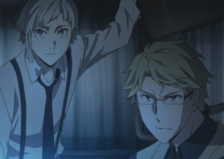 Bungo Stray Dogs Episode 34 Official Anime Screenshot