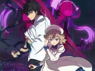 Anime In/Spectre Releases New PV and Key Visual