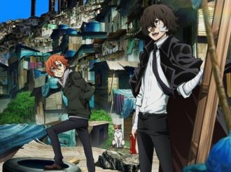 Bungo Stray Dogs Episode 33 Review: Masked Assassin