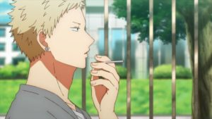 Akihiko Kaji from Official Character Trailer | BL Anime Given
