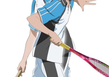 Hoshiai no Sora Anime Visual | Tennis