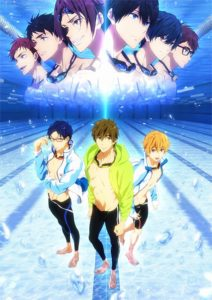 Free! Road to the World – Yume Anime movie visual