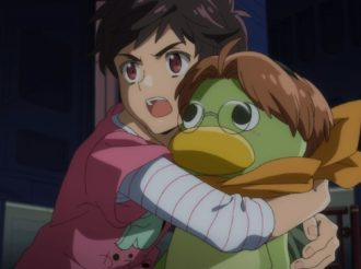Sarazanmai Episode 10 Preview Stills and Synopsis
