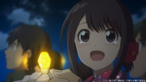 Senryu Girl Episode 11 Official Anime Screenshot