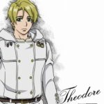 Theodore (Minotaur) from anime To the Abandoned Sacred Beasts