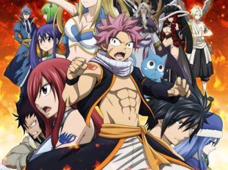 Fairy Tail Announces New Opening and Ending for Fourth Cour