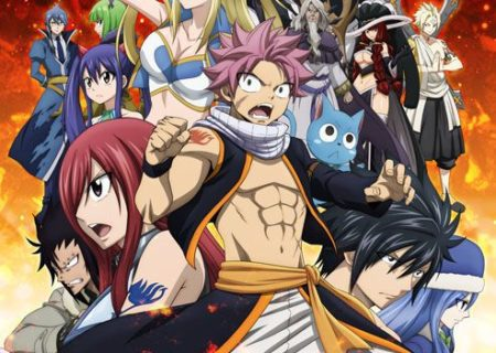 Fairy Tail Anime Visual