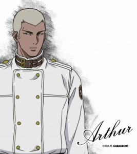 Arthur (Behemoth) from Summer 2019 anime To the Abandoned Sacred Beasts