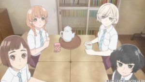 O Maidens in You Savage Season Official Anime Trailer Still