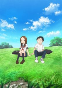 Karakai Jouzu no Takagi-san 2 (Takagi-san, the Master of Teasing 2) Anime Visual