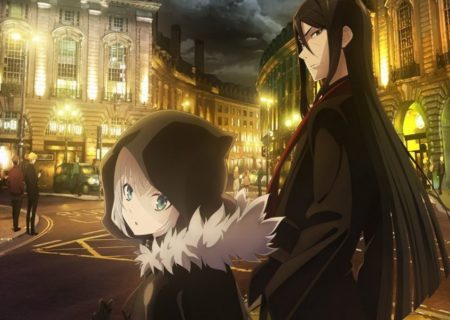 Lord El-Melloi II Sei no Jikenbo: Rail Zeppelin Grace Note (Lord El-Melloi II Case Files: Rail Zeppelin Grace Note) Anime Visual
