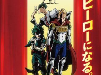 My Hero Academia Reveals New Trailer, Visual, and Cast