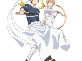 Food Wars! The Fourth Plate Comes in October 2019
