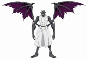 Christopher (Gargoyle) from anime To the Abandoned Sacred Beasts