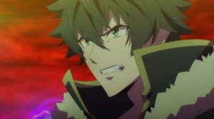 Official stills of anime The Rising of the Shield Hero Episode 24