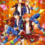 Ensemble Stars anime DVD and Blu-ray jacket