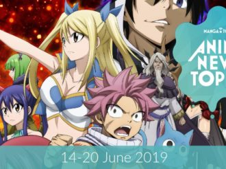 This Week's Top 10 Most Popular Anime News (14-20 June 2019)