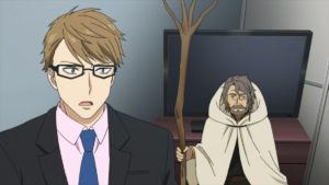 Midnight Occult Civil Servants Episode 12 Official Anime Still