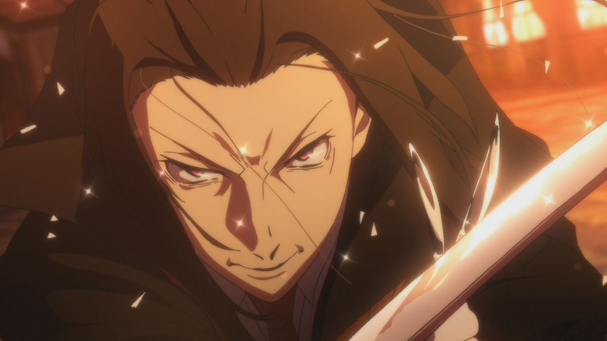 Official stills for episode 36 of anime Bungo Stray Dogs