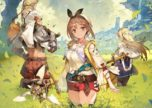 Atelier Ryza: The Queen of Everlasting Darkness and the Secret Hideout Official Game Visual