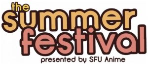 Logo provided by SFU Summer Festival