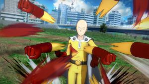 Official Screenshot from Game One Punch Man: A Hero Nobody Knows