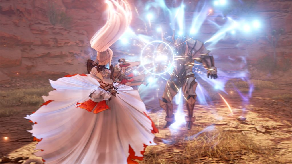 Official Screenshot from game Tales of Arise