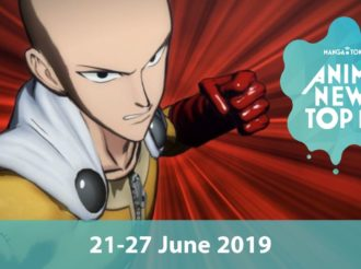 This Week's Top 10 Most Popular Anime News (21-27 June 2019)