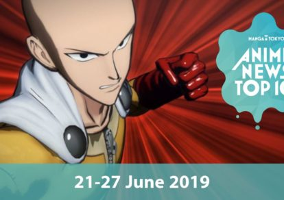 This Week's Top 10 Most Popular Anime News (21-27 June 2019) | MANGA.TOKYO